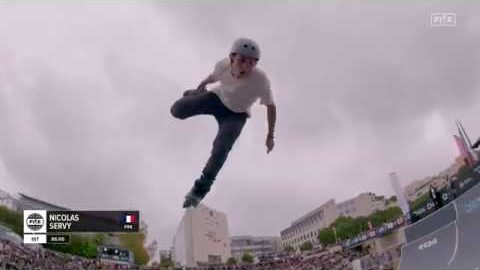 Best of World Skate Roller Freestyle Park World Cup | FISE World Series Montpellier 2018 - FISE