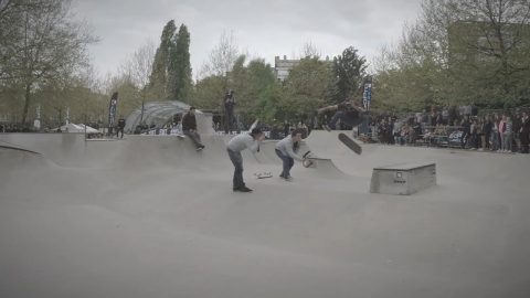 Betong2017 - Skate Aftermovie - Moose Productions