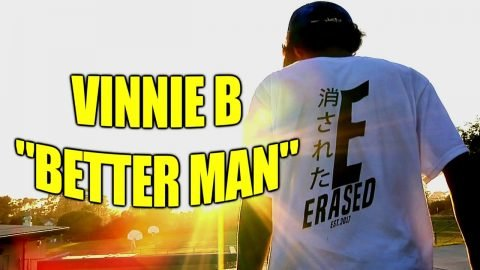 BETTER MAN (OFFICIAL AUDIO) - Vinh Banh