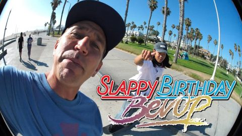 Bevup's Birthday Beach Bash | Joey Brezinski