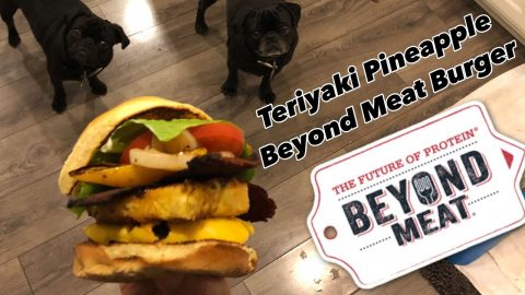 Beyond Meat Burger | Joey Brezinski
