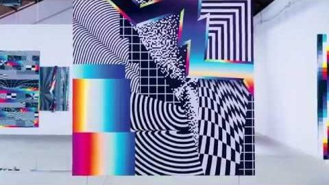Beyond the Streets Presents: Felipe Pantone | Juxtapoz Magazine