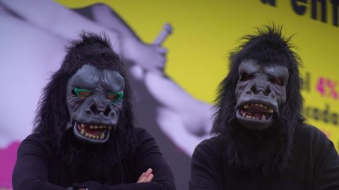 Beyond the Streets Presents: This is The Guerrilla Girls - Juxtapoz Magazine