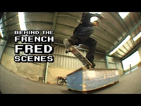 BFFS JB GILLET SKATEBOARD STATIC - Frenchfred