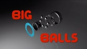 Big Balls Animation | Bones Bearings