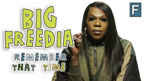 Big Freedia remembers the time Patti LaBelle made her fried chicken | The FADER