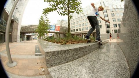 Billy Hoogendijk-Welcome to the team! - Homemade Skateboards