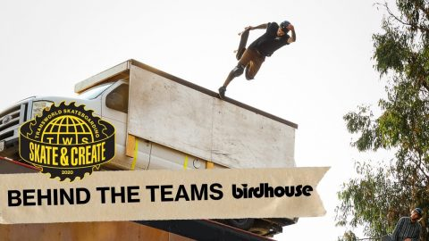 "Birdhouse and the ""War Rig"" 
