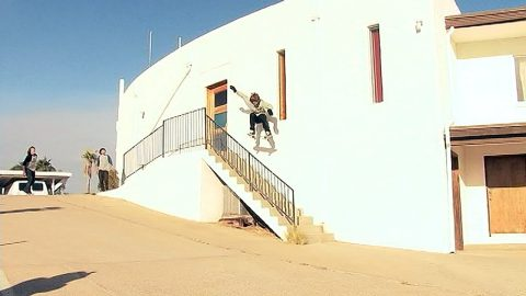 Birdhouse in AZ ft Mike Mo & JAWS (2009) | A Happy Medium Skateboarding