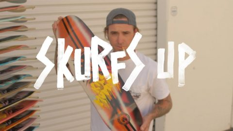 "Black Label | Tyler Mumma ""Skurfs Up"" - Black Label Skateboards"