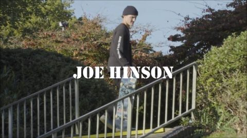 Black Sheep Store Welcome Joe Hinson | Black Sheep Skateboard Shop