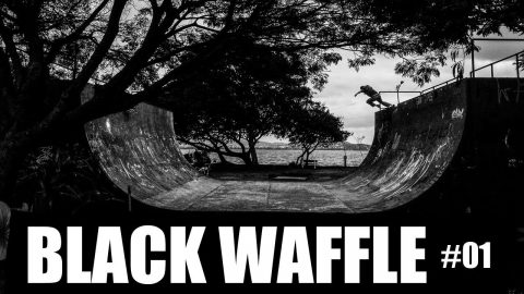 Black Waffle #001 - Vans no Rio Grande do Sul - Black Media