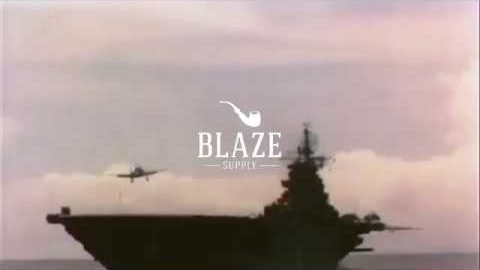 Blaze Supply - Stamp Serie Ad - Blaze Supply