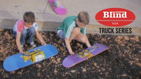 Blind Trucks Are Back! | Blind Skateboards