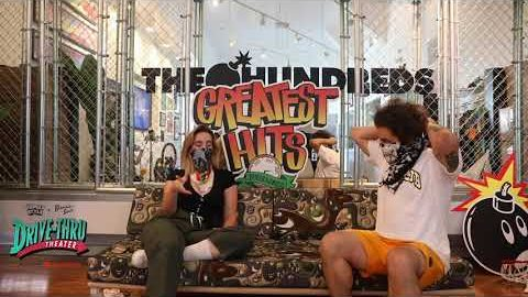 Blondie Beach's FREEJBOOSIE Chats with Comedian Ali Macofsky | THE HUNDREDS