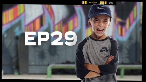 Bloopers & Outtakes - EP29 - Camp Woodward Season 9 | Woodward Camp