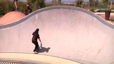 Blow'n Up The Spot: Marignane Skatepark | Independent Trucks | Independent Trucks