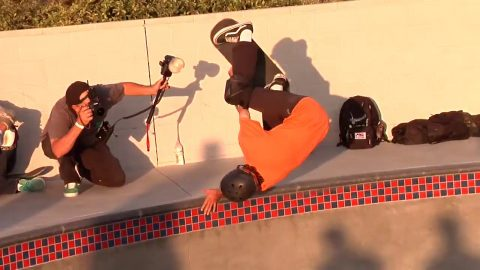 Blow'n Up The Spot: Vans HB Park | Navarrette, Hassan, Hewitt Clover Bowl | Independent Trucks