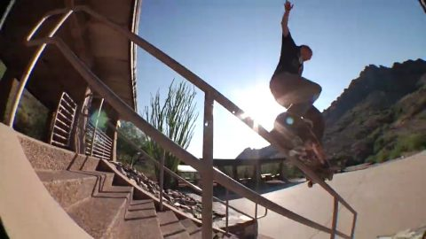 BLUE HEADEY AZ PART | LE skateboards