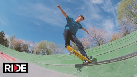 BLVD Team in Spain - Tiago Lemos, Carlos Iqui and More! - RIDE Channel