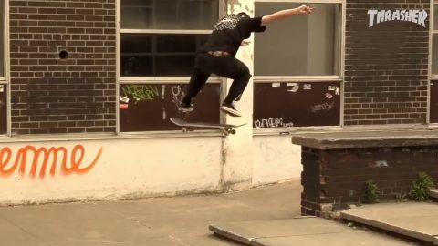 "Bobby De Keyzer - Converse Cons' ""Purple"" Video - veganxbones"