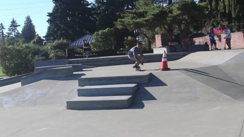 BOBBY DODD | SHORELINE SKATEPARK - Vimeo / Sausage Skateboards's videos
