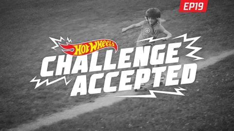 Bomb The Dirt Path - Hot Wheels Challenge Accepted | Woodward Camp