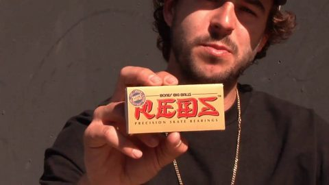 Bones Bearings BIG BALLS - Clip #10 TJ Rogers | Bones Bearings