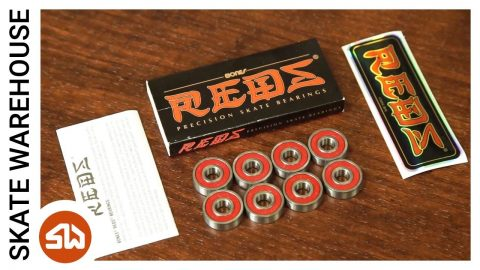Bones Reds Product Description | Skate Warehouse