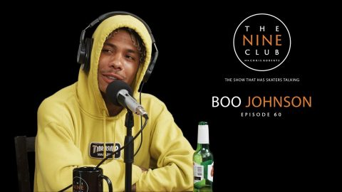 Boo Johnson | The Nine Club With Chris Roberts - Episode 60 - The Nine Club