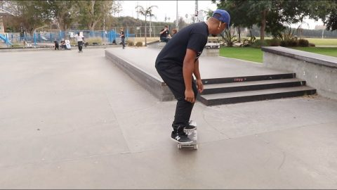 Boo Thang Challenge *3 Trick Combo*   Lamont Holt