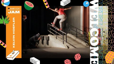Boost Mobile Switch Jam: Kelvin Hoefler's Switch Style - Dew Tour