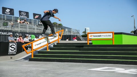 Boost Mobile Switch Jam Recap Video | Dew Tour