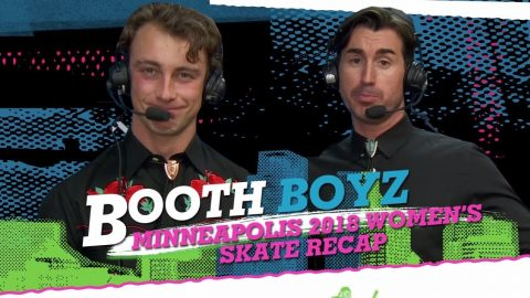 Booth Boyz: Women's Skateboard Recap - XG Minneapolis 2018 | World of X Games | X Games