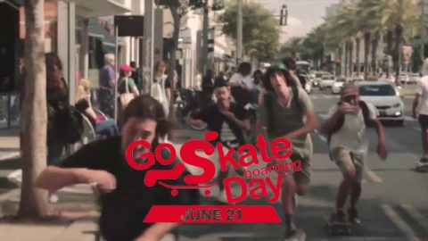 Borderline x Dolores TLV Go skate day 21.6 - Dolores Magazine
