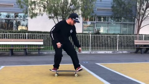 ��Bossalini High!��� - FaveLA skateboarding media