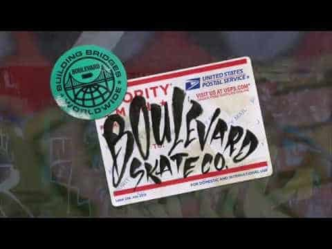 Boulevard Skate Co - Locals Only - blvdskateboards