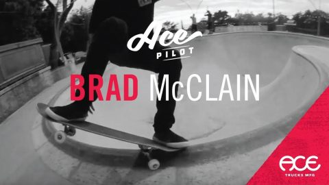 Brad McClain | Ace Pilot Series | ACE TRUCKS