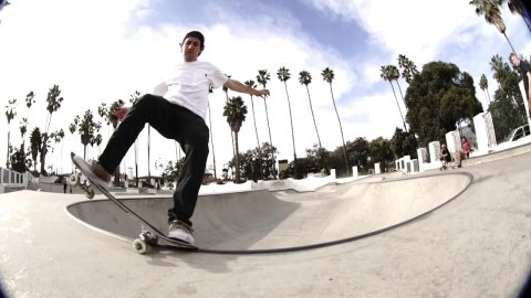 Brad McClain - Bones Bearings