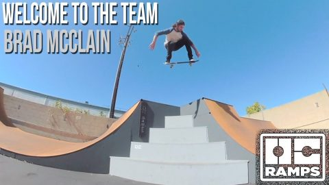Brad McClain - Welcome to the OC RAMPS Team! | OC Ramps