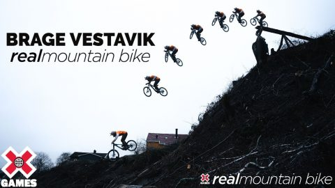 Brage Vestavik: REAL MTB 2021 | World of X Games | X Games