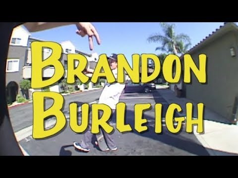 Brandon Burleigh, Glen House Part - TransWorld SKATEboarding