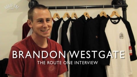 Brandon Westgate: The Route One Interview