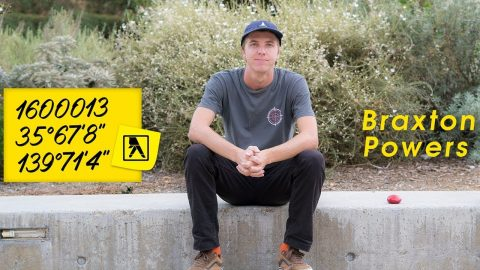 "BRAXTON POWERS -1600013 35°67'8"" 139°71'4""- - SKATEBOARDING PLUS"