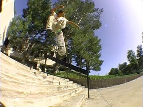 BReaking BOard - Heavy Hardflip - DickJones
