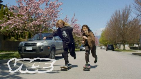 Breana Geering and Una Farrar are Changing Skate Culture in Vancouver | VICE