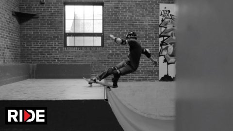 Bret Anthony Johnston: Skateboarder and Novelist | RIDE Channel