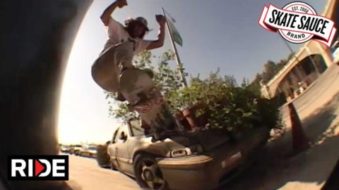 Brett Sube x Skate Sauce #theSUBEtapes - RIDE Channel