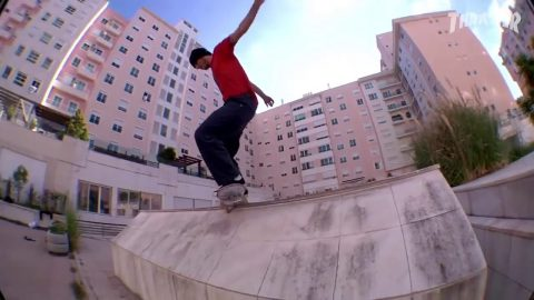 "Brian Delatorre - Converse Cons' ""Purple"" Video - veganxbones"