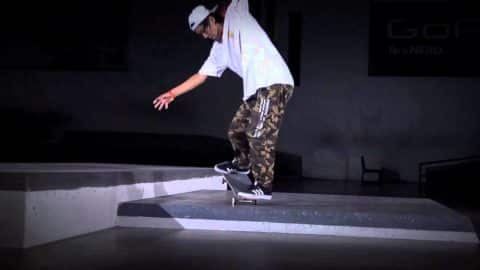 Brian Peacock - Recruited - The Berrics